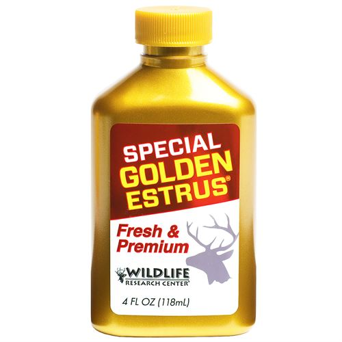 Special Golden Estrus®, 4 Oz.