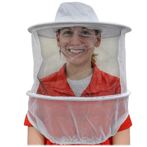 Beekeeping Veil with Hat