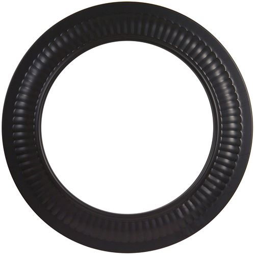 Stove Pipe Trim Collar, 6 In.