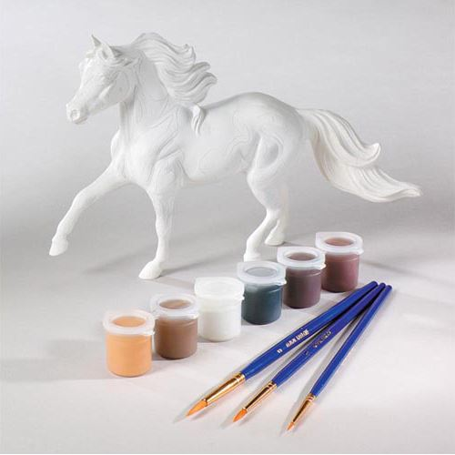 Breyer® Paint by Number Horse Toy