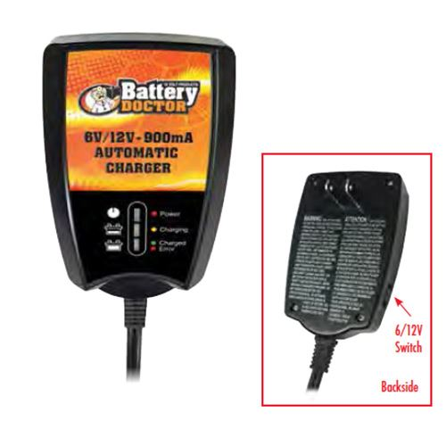 Wall Mount™ Smart Battery Charger