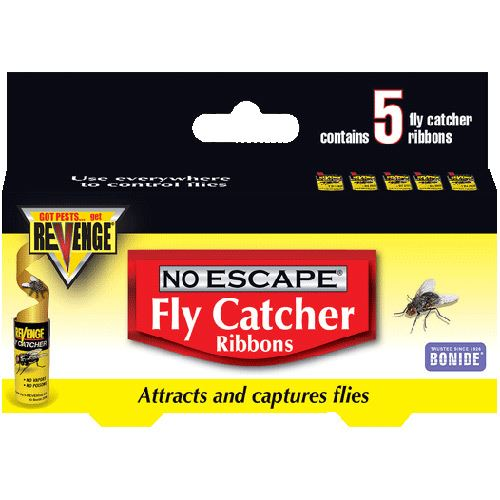Revenge Fly Catcher, 5 Pack