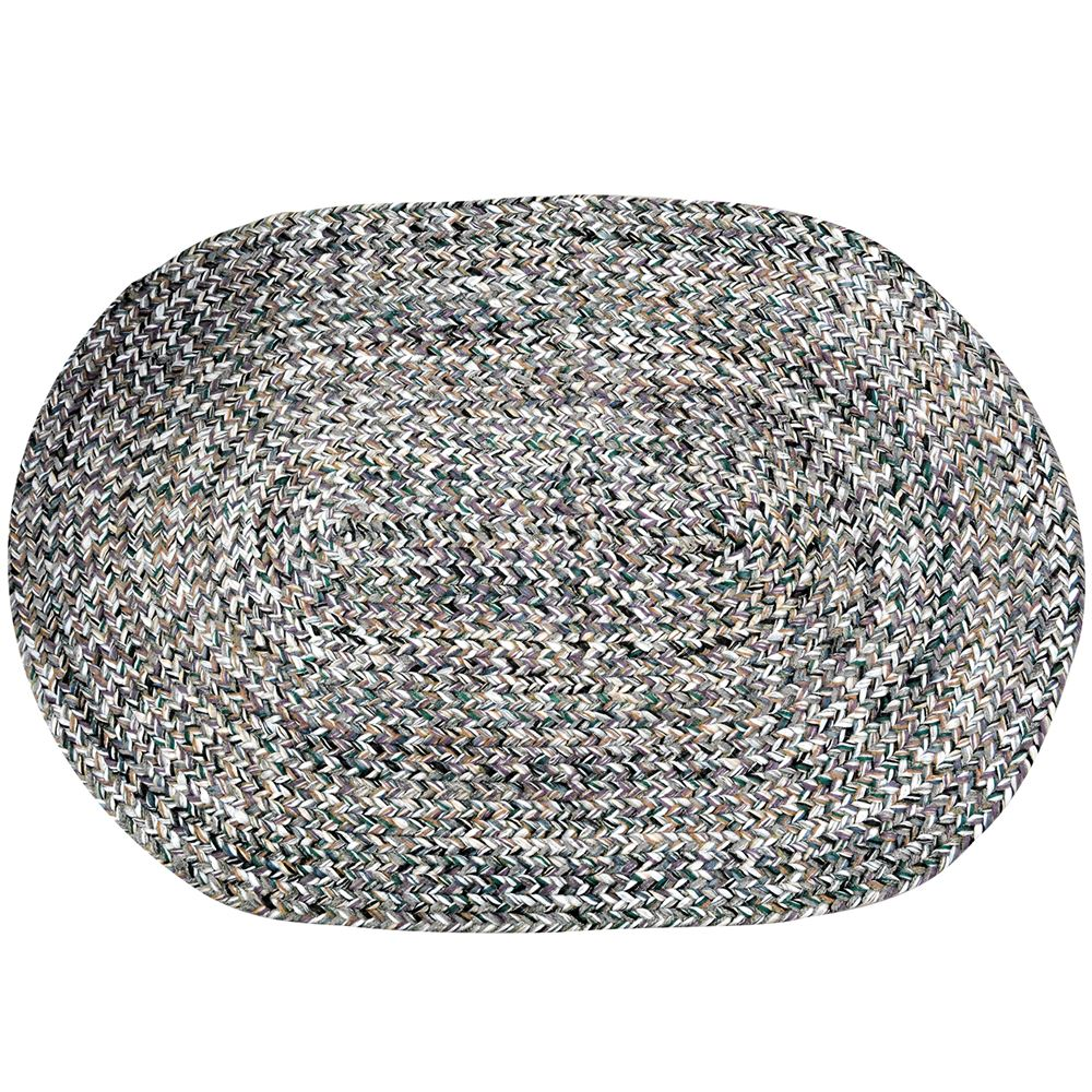 Braided rug oval rug agri supply for Braided rugs