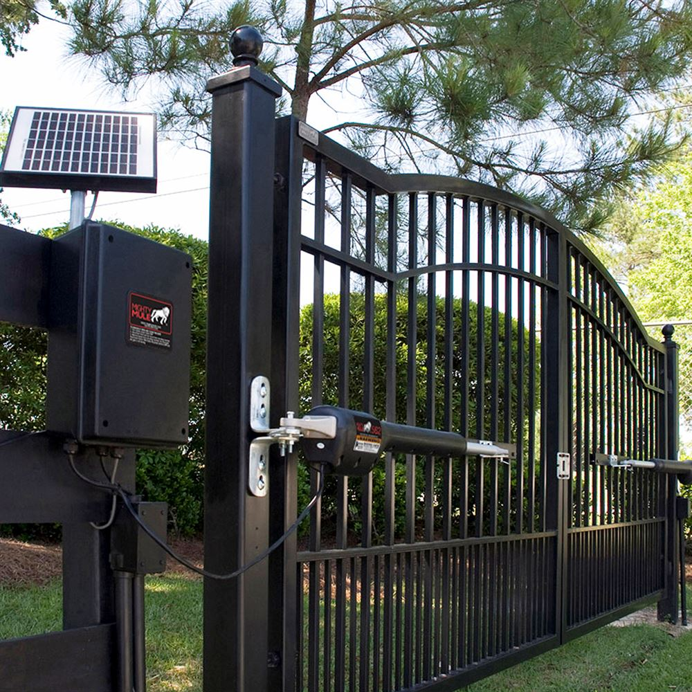 Automatic gate opener dual swing agri supply