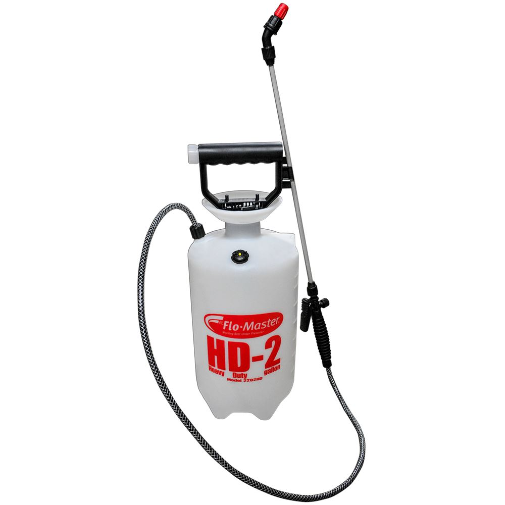 2 Gallon Pump Sprayer Hand Held