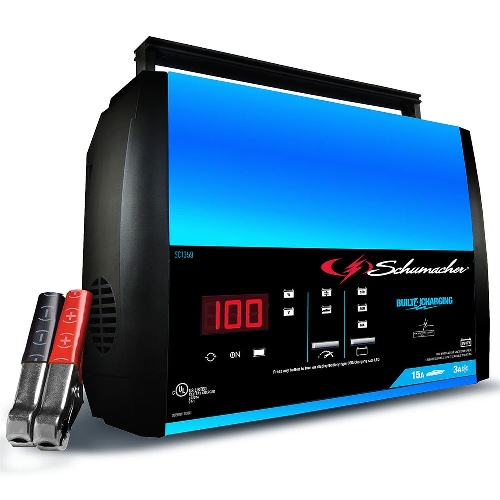15/10/2 Battery Charger - Marine