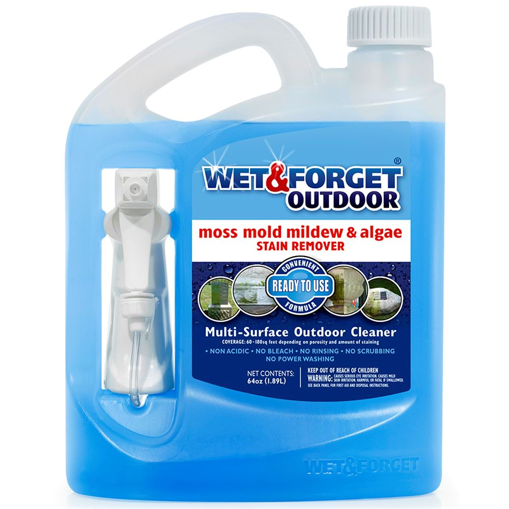 Wet and Forget Outdoor Cleaner