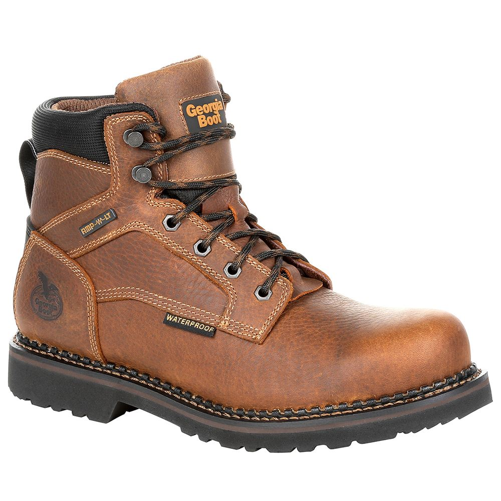 6 Inch Revamp Steel Toe Boot 11.5