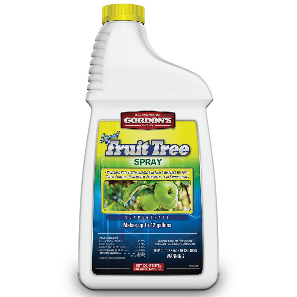 Fruit Tree Spray Quart Agri Supply 28001