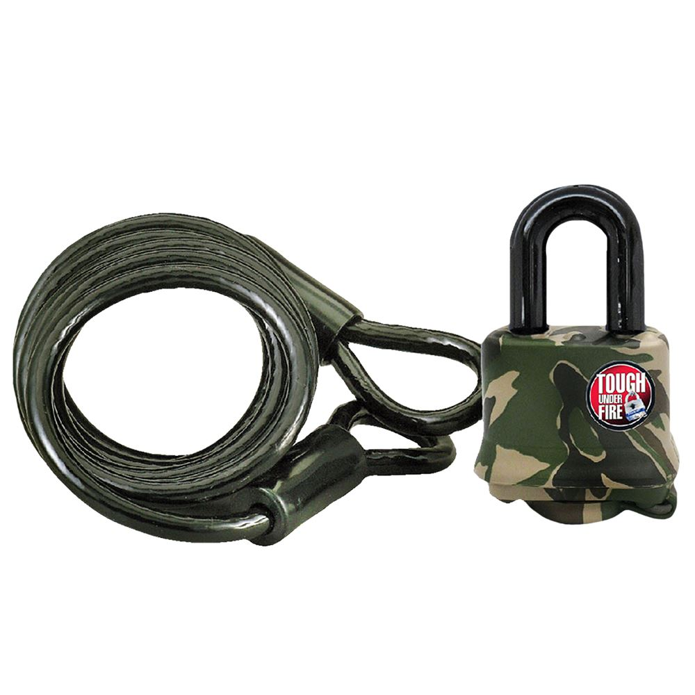 Tree Stand Lock Cable And Lock Agri Supply 55171